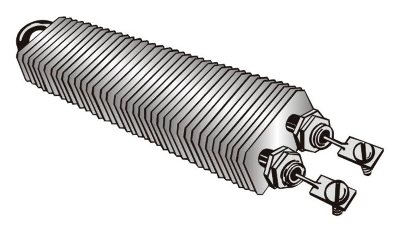 Resistencias eléctricas tubulares con aletas para calentamiento de air